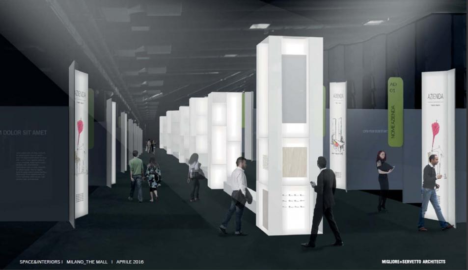 Habimat space interiors factory un concorso per giovani for Esposizione design milano