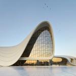 Heydar Aliyev Center, Baku, photo Hufton+Crow
