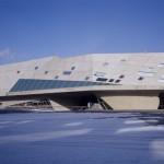Phaeno Science Centre, Wolfsburg, Germania, photo Werner Huthmacher