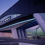 BMW Central Building, Leipzig, photo Helene Binet