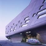 Phaeno Science Centre, Wolfsburg, dettaglio, photo Werner Huthmacher