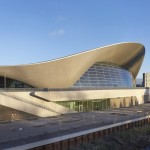 London Aquatics Centre, photo Hufton+Crow