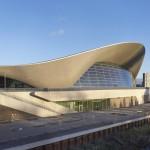 London Aquatics Centre, photo Hufton+Crow