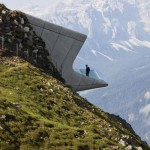 Messner Mountain Museum Corones, Brunico, photo Inexhibit