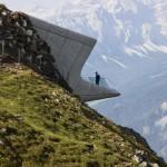 Messner Mountain Museum Corones, Brunico, photo Inexhibit