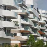 Residenza Citylife, Milano, particolare, photo Michele Nastasi