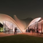 Serpentine Sackler Gallery, Londra, photo Luke Hayes