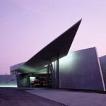 Vitra Fire Station, Weil am Rhein, Germania ,photo Christian Richters