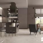Abk, linea Sensi Lux+, tonalità Calacatta Select