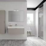 Ideagroup, collezione Basic, dettaglio lavabo
