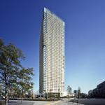 Richard Meier & partners, Harumi Residential tower, Tokyo