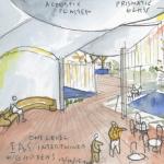 Steven Holl Architects, bozzetto