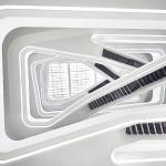 Zaha Hadid Architects, Dominion Office Building, Mosca