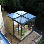 Un Cube dans mon jardin, Frederic Tabary