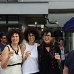Da sinistra: Antonella, Erika e Fabrizia Bighi