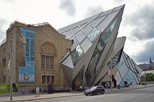 Royal Ontario Museum, Toronto, foto by Daniel MacDonald