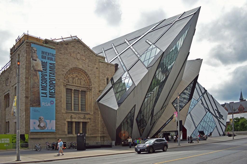 Royal Ontario Museum, foto by Daniel MacDonald