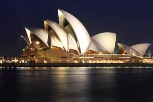 Sidney Opera House, Sidney, foto by Sar2411