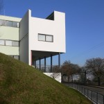 Maison de la Weissenhof-Siedlung, foto by Andreas Praefcke