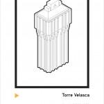 Disegno Torre Velasca