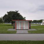 Stazione di servizio, Jean Prouvé, Foto © Vitra Design Museum