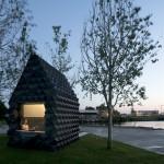 Urban Cabin, Amsterdam, foto DUS Architects