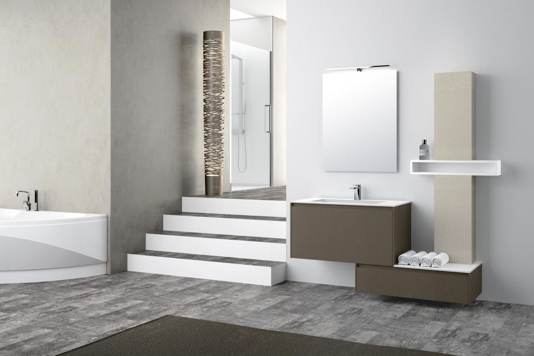 Habimat iotti design e funzionalit per l 39 arredobagno - Iotti mobili bagno ...