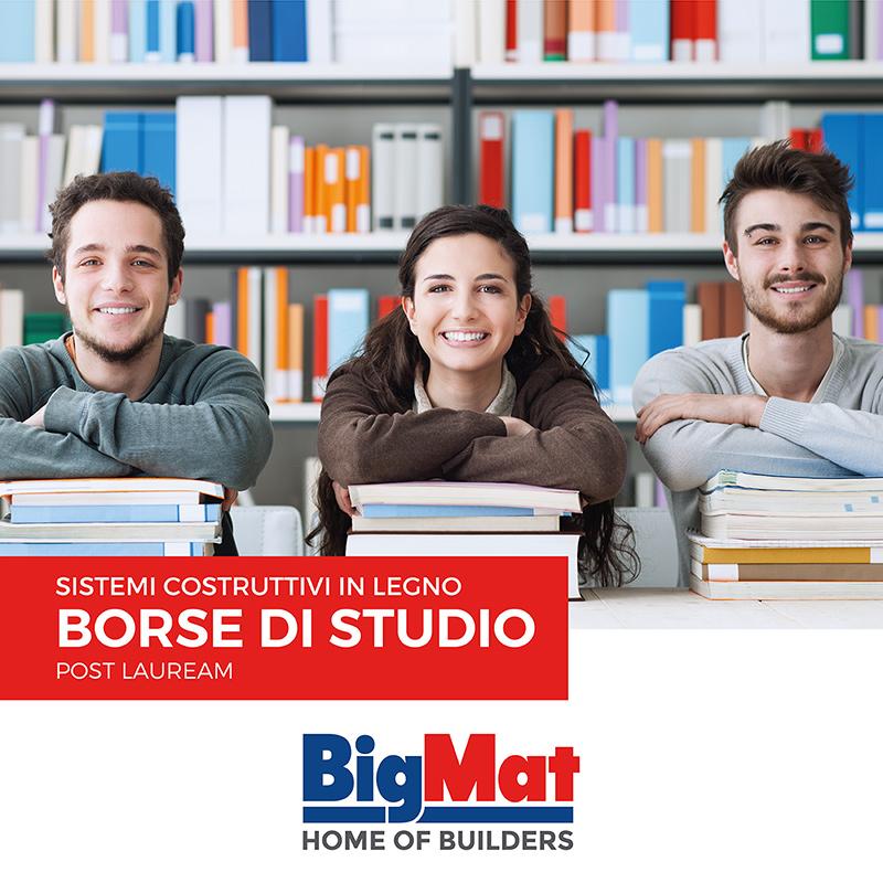BigMat - Borse di Studio 2016