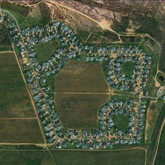 Habimat world urban planning le citt viste dall 39 alto for Semplici piani per la casa del merluzzo cape