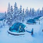 Kakslauttanen Arctic Resort, Lapponia, Finlandia