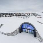 Icehotel, Jukkasjärvi, Svezia