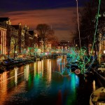 Amsterdam Light Festival, foto Amsterdam Light Festival