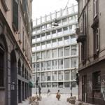 Nuova sede Fondazione Giangiacomo Feltrinelli, foto ©Filippo Romano