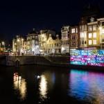 """""""Together"""", Luigi Console & Valentina Novembre, foto Amsterdam Light Festival"""