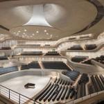 Filarmonica di Amburgo, interni, Foto © Iwan Baan