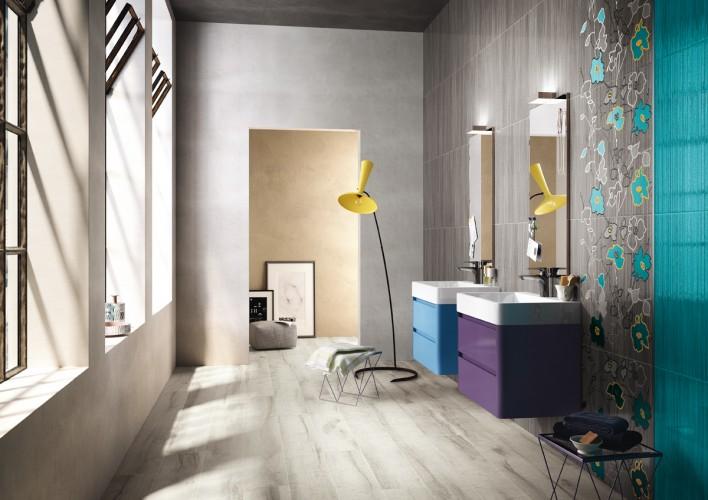 Habimat l 39 eleganza del marmo e della seta nelle nuove - Il bagno con cui si cambia tinta al tessuto ...