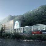 Nuova factory S.Pellegrino, BIG, ©foto BIG