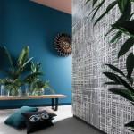 Mosaico+, Fabric, Silver