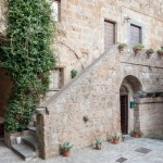 Casa Greco, Civita di Bagnoregio (Viterbo)