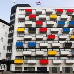 L'omaggio dell'Aia a Mondrian, foto © Studio VZ