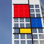 L'omaggio dell'Aia a Mondrian, il City Hall, foto © Studio VZ