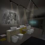 """""""Cult Bathrooms"""", Ceramica Globo"""