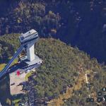 Bergisel Sky Jump Innsbruck, Zaha Hadid