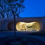 L'asilo di Guastalla di Mario Cucinella Architects, foto Moreno Maggi