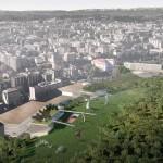 Il progetto di Stefano Boeri per l'area di Brera