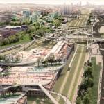 La visione di Milano di Benedetta Tagliabue (Embt) e del team Miralles per Greco Pirelli