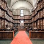Biblioteca Angelica Roma, 1604 © Thibaud Poirier