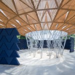 Serpentine Pavillion 2017, © Kéré Architecture, Photography © 2017 Iwan Baan