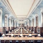 Biblioteca della Sorbona, Sala Jacqueline de Romilly, Parigi, 1897 © Thibaud Poirier