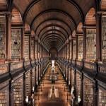 Biblioteca Trinity College, Dublino, 1732 © Thibaud Poirier